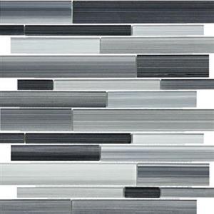 GlassTile Fusion 35-030 Carbon
