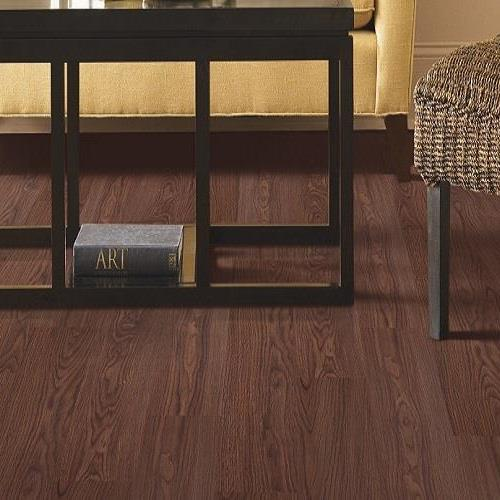 LuxuryVinyl ENFORCER 106 Chocolate Oak  main image