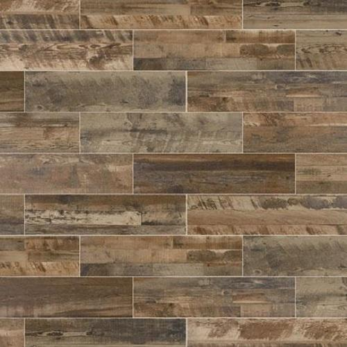 Preservation in Petrified Gray   Rectified - Tile by Marazzi