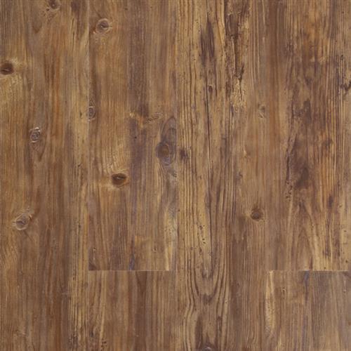 Luxury Vinyl Cork Ambered Pine