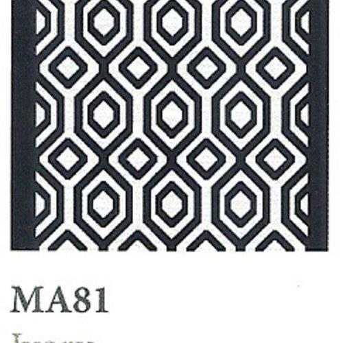 Tapique Runner  Area Rug Collection Masquerade - Ivory MA81