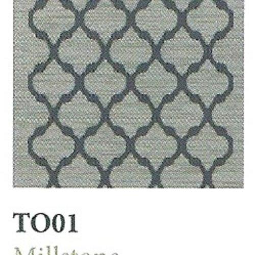 Tapique Runner  Area Rug Collection Torch - Millstone TO01
