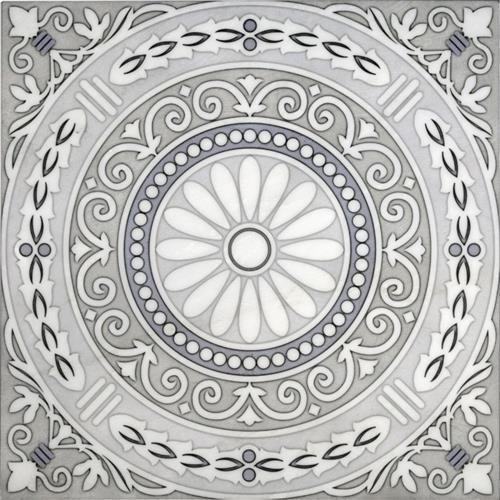 Nicolo Pattern Lilac
