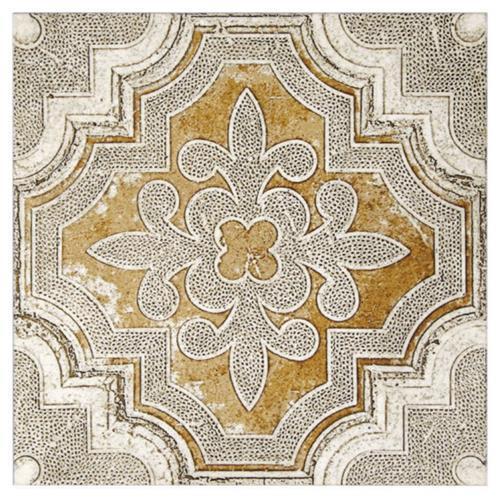 Altalena Pattern Ochre