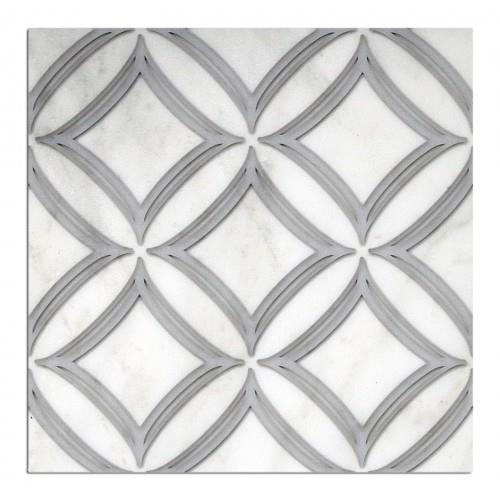 Ellipse Pattern Chrome