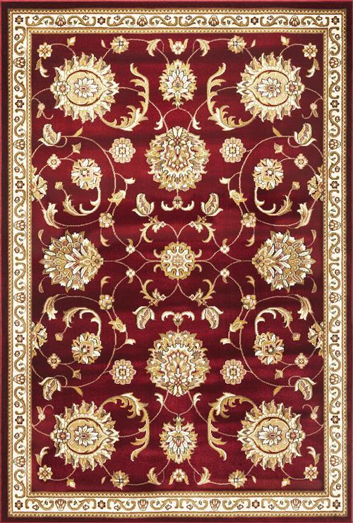 Cambridge-7355-Red Allover Mahal
