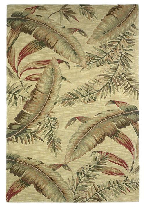 Sparta-3124-Ivory Ferns