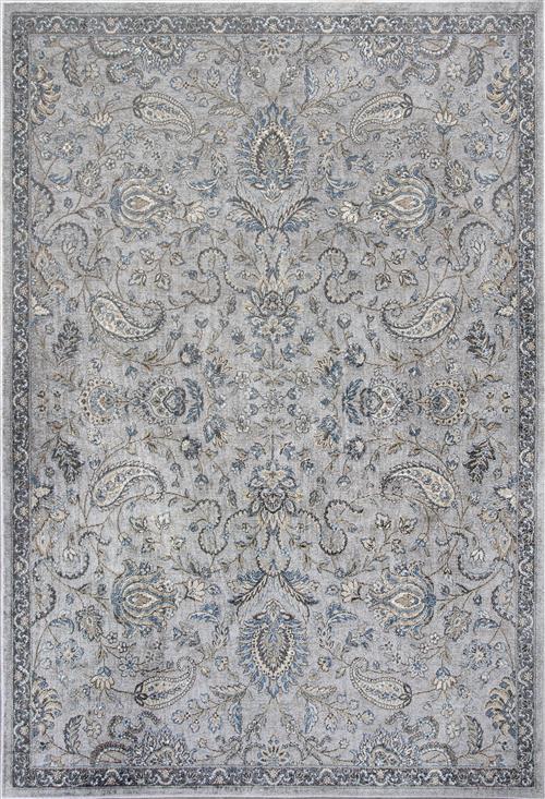 Provence-8613-Silver/Blue Mahal