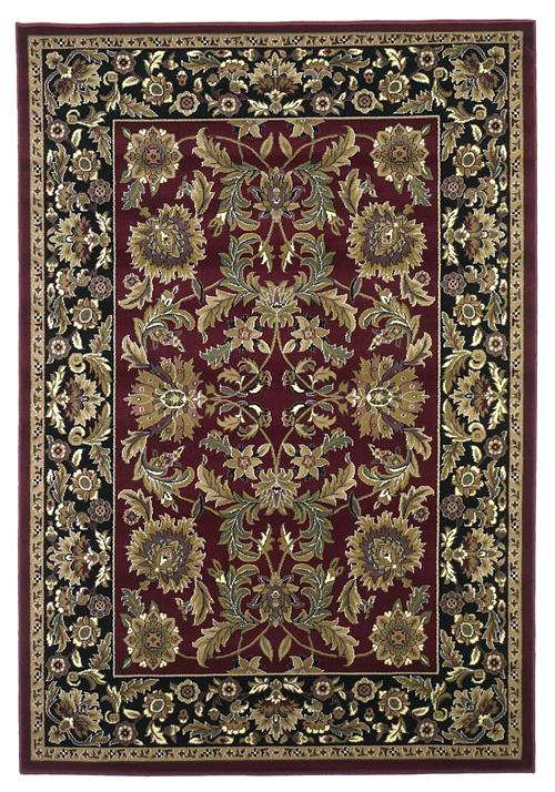 Cambridge-7301-Red/Black  Kashan