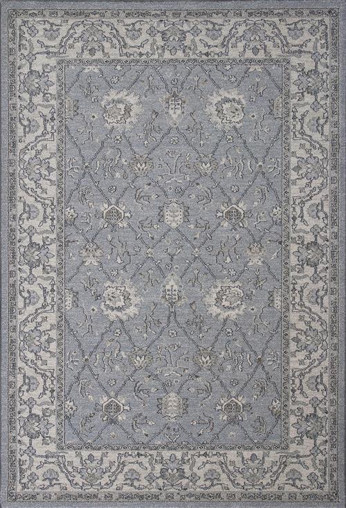 Pesha-7211-Frost/Oatmeal Tabriz