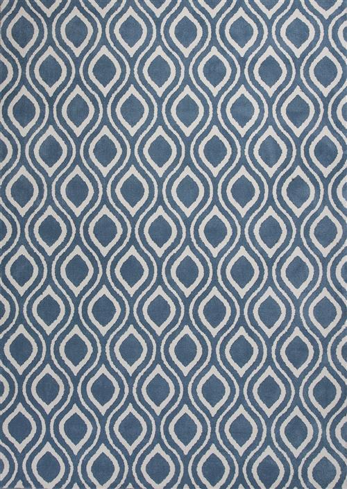 Allure-4063-Blue/Ivory Verano