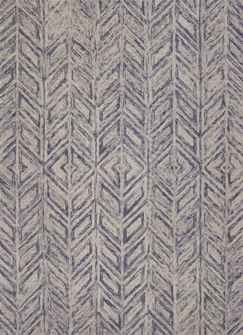 Gramercy-1611-Blue Hither Herringbone