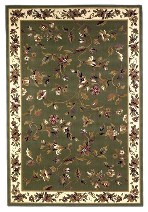 Cambridge-7332-Sage/Ivory Floral Vine