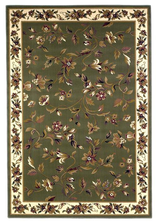 Cambridge-7332-Sage/Ivory Floral Vine