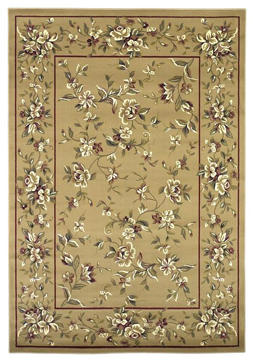 Cambridge-7338-Beige Floral Delight