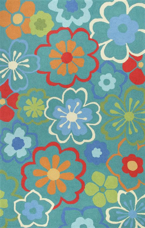 Sonesta-2029-Blue  Floral Splash