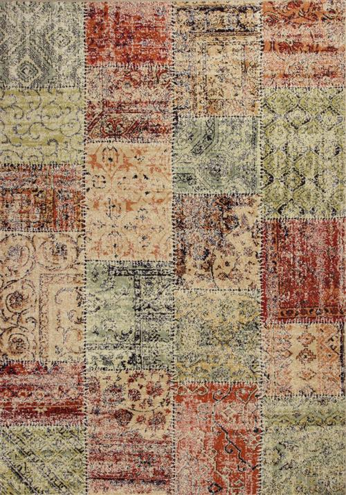 Reflections-7420-Multicolor Patchwork