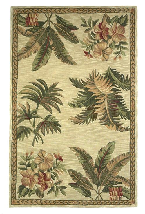 Sparta-3133-Ivory Tropical Oasis