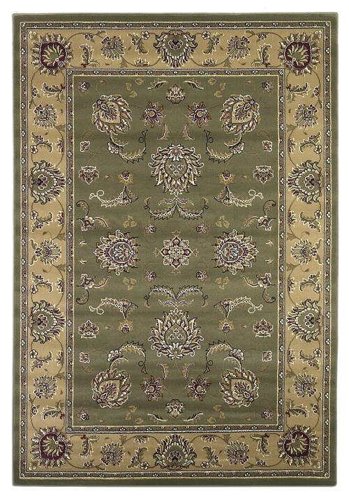 Cambridge-7343-Sage/Beige Bijar