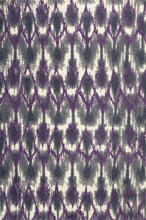 Allure-4058-Grey/Purple Horizon