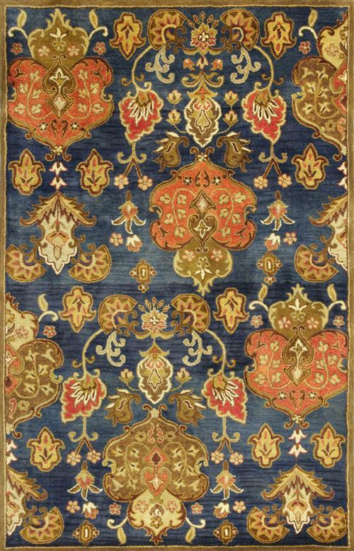 Syriana-6020-Navy Tapestry