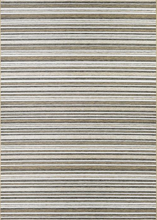 Cape - Brockton - Light Brown/Ivory