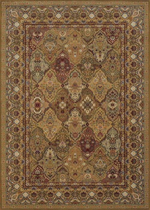Royal Kashimar - Persian Panel - Hazelnut