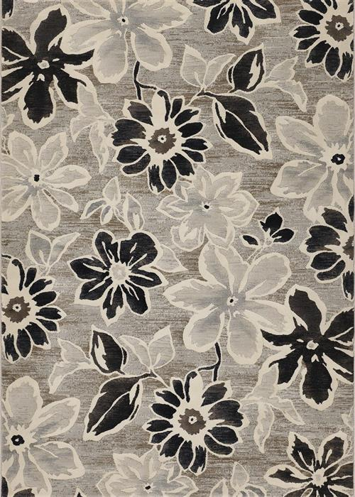 Everest - Wild Daisy - Grey/Black/White
