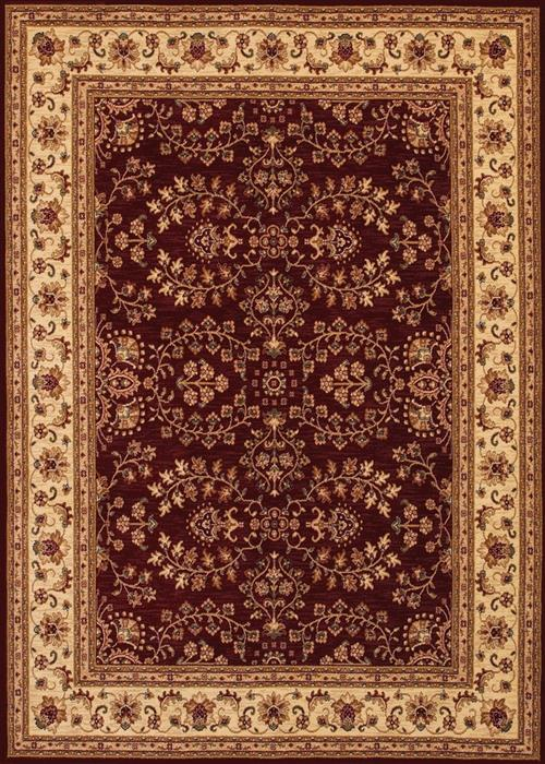 Anatolia - Antique Herati - Red/Cream