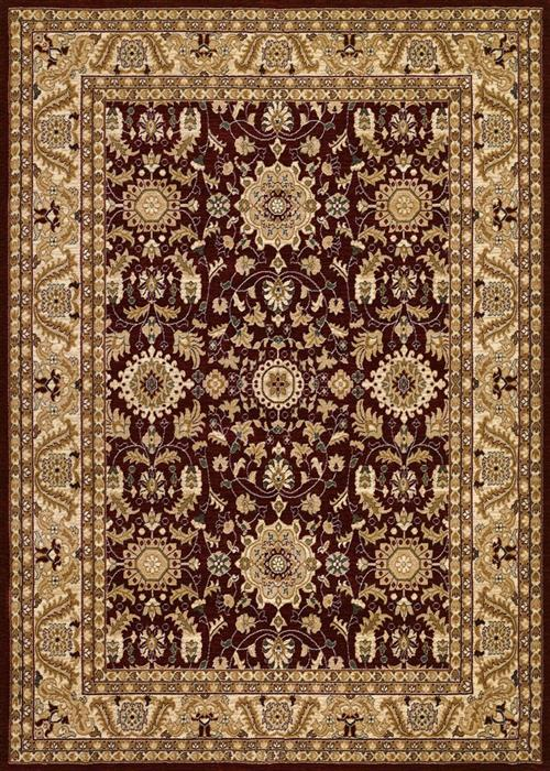 Anatolia - Antique Kashan - Red/Cream