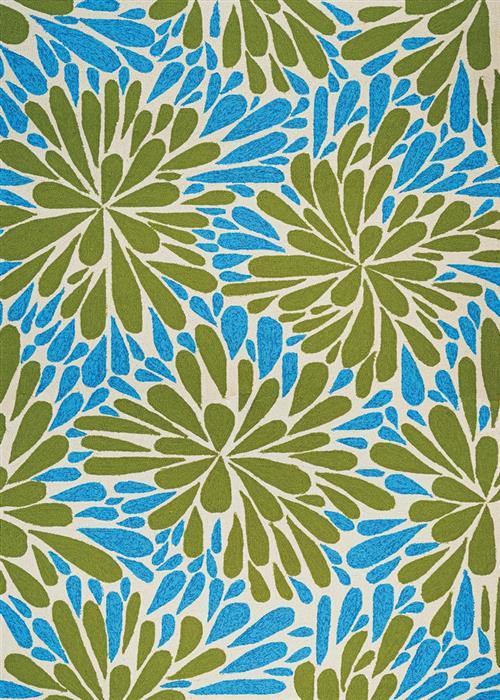 Covington - Tropic Gardens - Sand/Multi