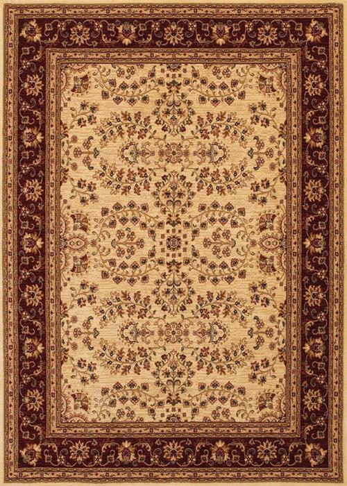 Anatolia - Antique Herati - Cream/Red