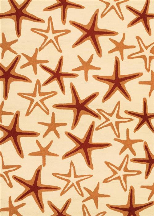 Beachfront - Starfish Coral