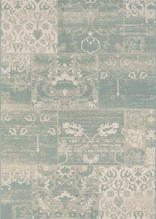 Afuera - Country Cottage - Sea Mist/Ivory