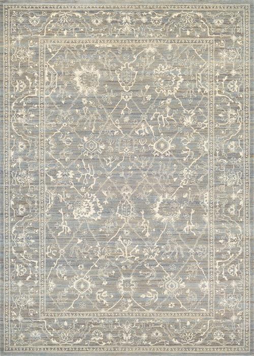 Everest - Persian Arabq - Charcoal/Ivory