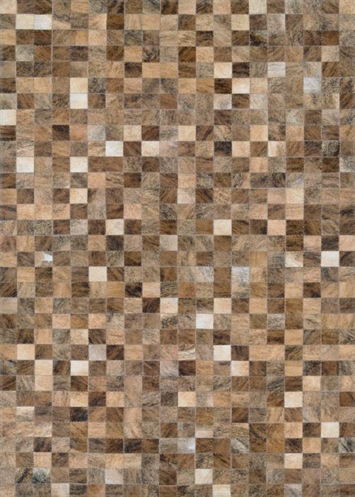 Chalet - Pixels - Brown