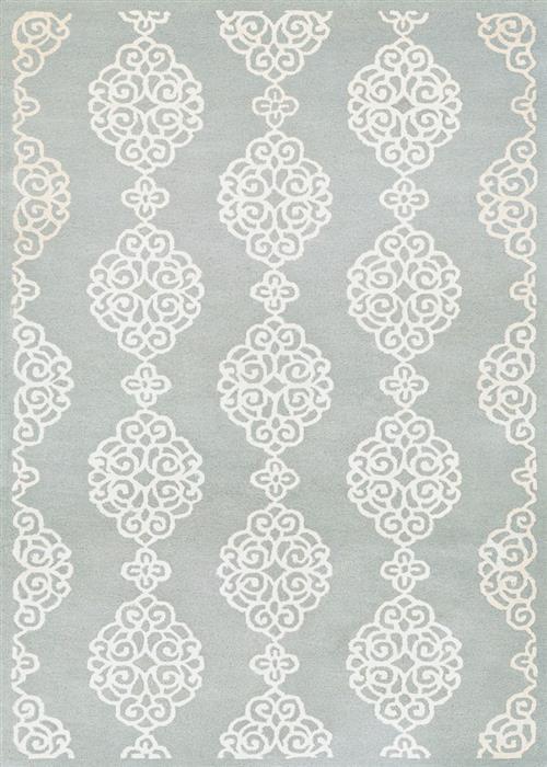 Amara - Desert Diamond - Light Grey/Ivory