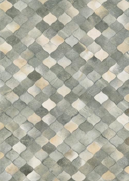 Chalet - Diamonds - Ivory/Grey