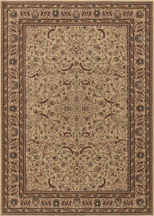 Anatolia - Medallion Ispaghan - Cream