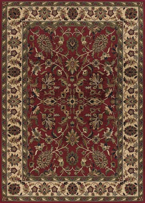 Anatolia - Floral Ispaghan - Red/Cream