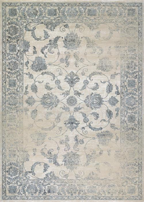 Provincia - Botanic Applique - Beige/Grey