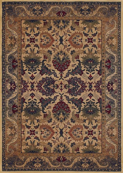 Anatolia - Royal Plume - Cream/Plum