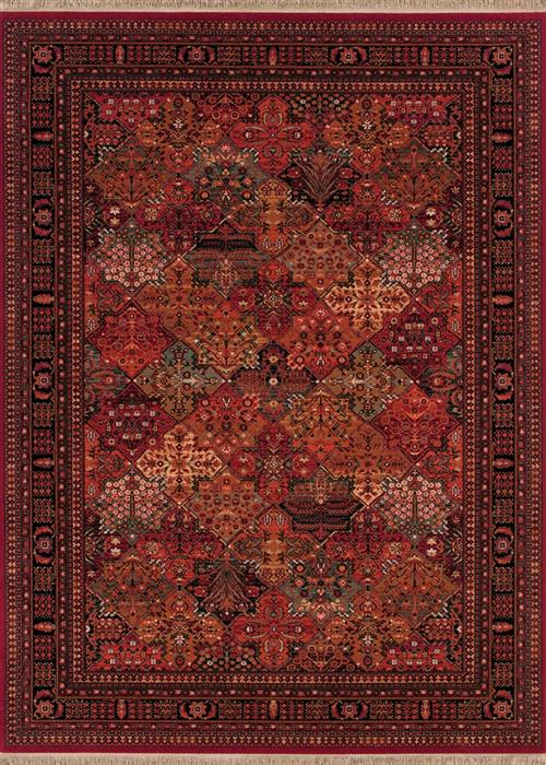 Kashimar - Imperial Baktiari - Antique Red