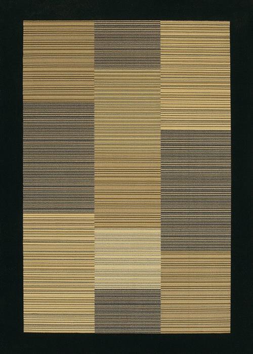 Everest - Hamptons - Multi-Stripe Black