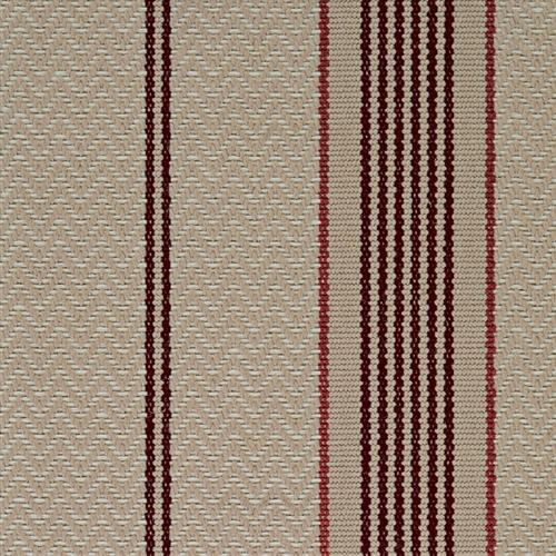 Fritz Stripe Cranberry