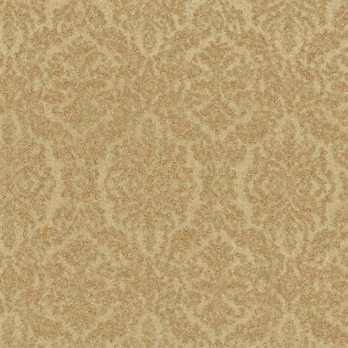 Charisma Antique Damask - Ivory Beige