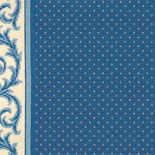 Legacy in Kinsale  Dresden Blue - Carpet by Couristan