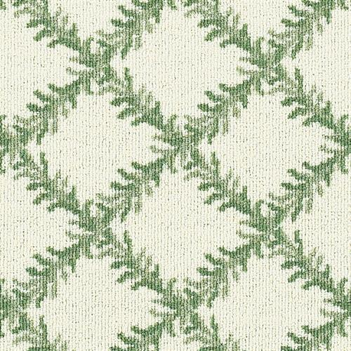 Gabrielle Evergreen On White