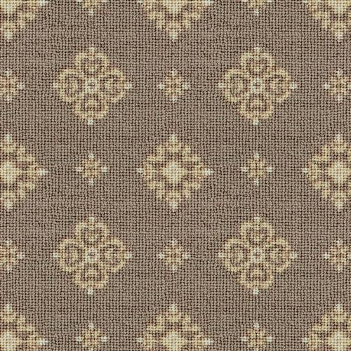 Palos Verdes in Taupe - Carpet by Couristan