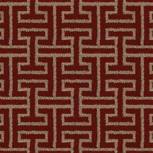 Carpet Abruzzo CBF50005 Burgundy